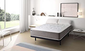 maxcolchon Pack matelas luxe-grafeno + taie 100x 200