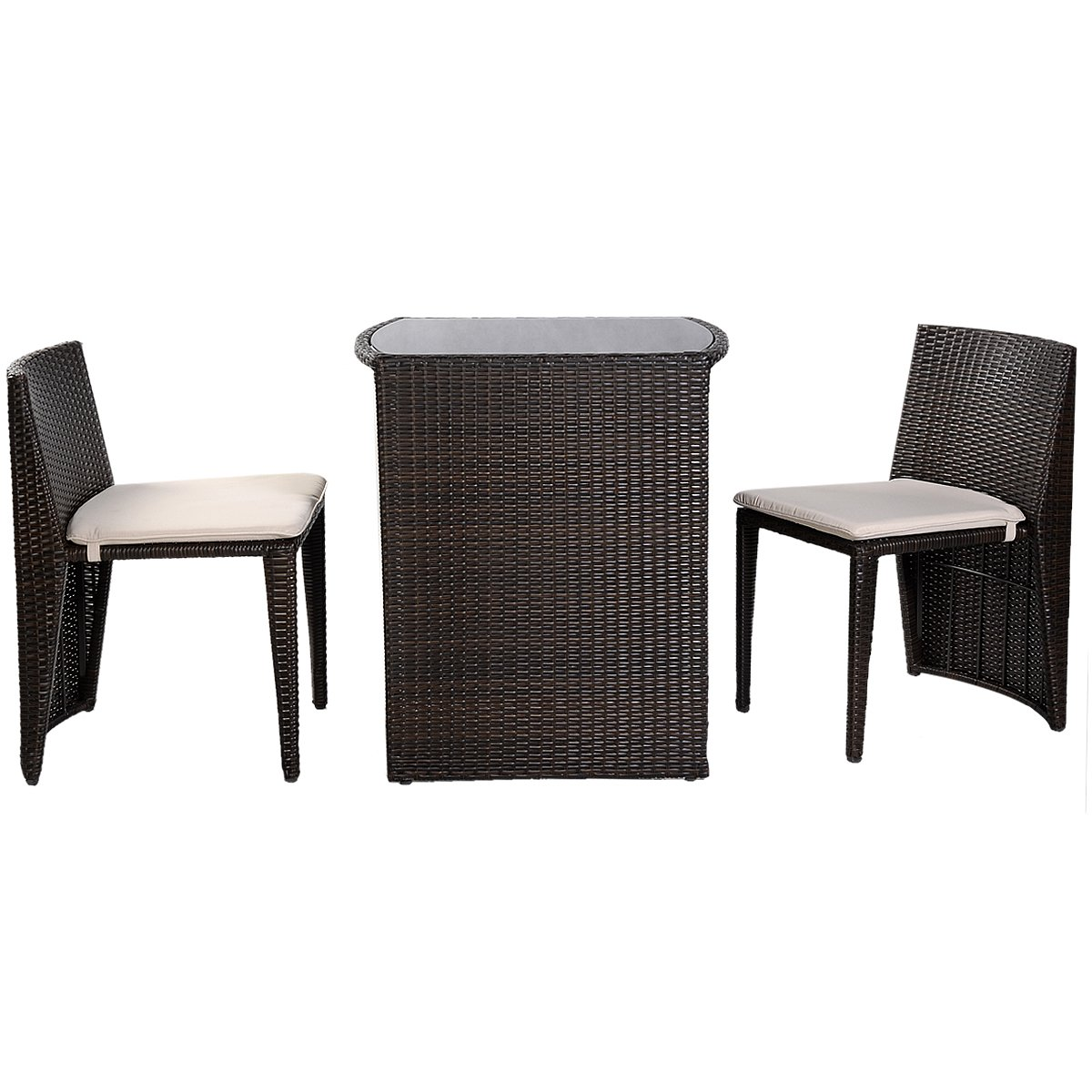 gartenm bel rattan set lounge set polyrattan sitzgruppe rattanm bel garnitur garten g nstig. Black Bedroom Furniture Sets. Home Design Ideas