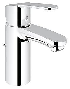 Grohe 33561002 Eurostyle C EinhandWaschtischbatterie / Niederdruck für offene Warmwasserbereiter  BaumarktKundenbewertung und Beschreibung