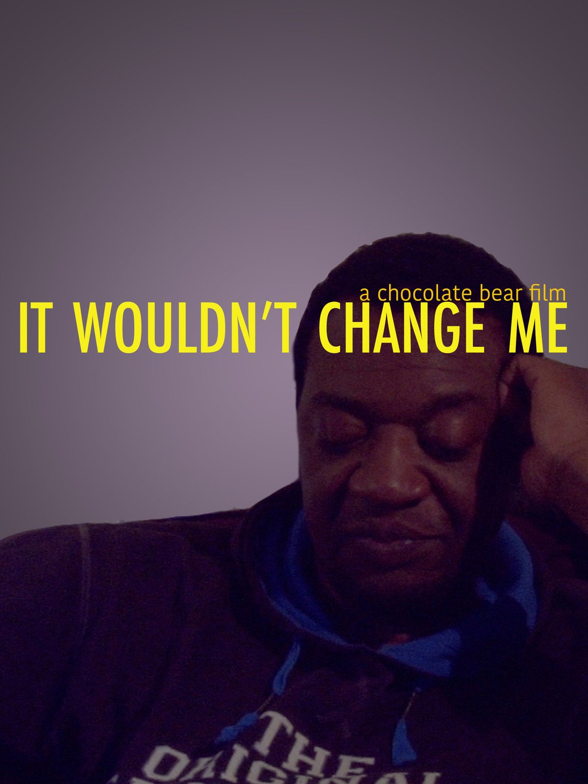 It Wouldn't Change Me on Amazon Prime Instant Video UK