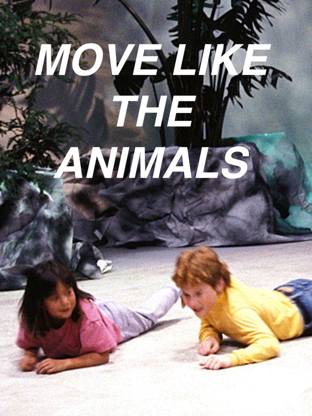 Move Like the Animals on Amazon Prime Instant Video UK