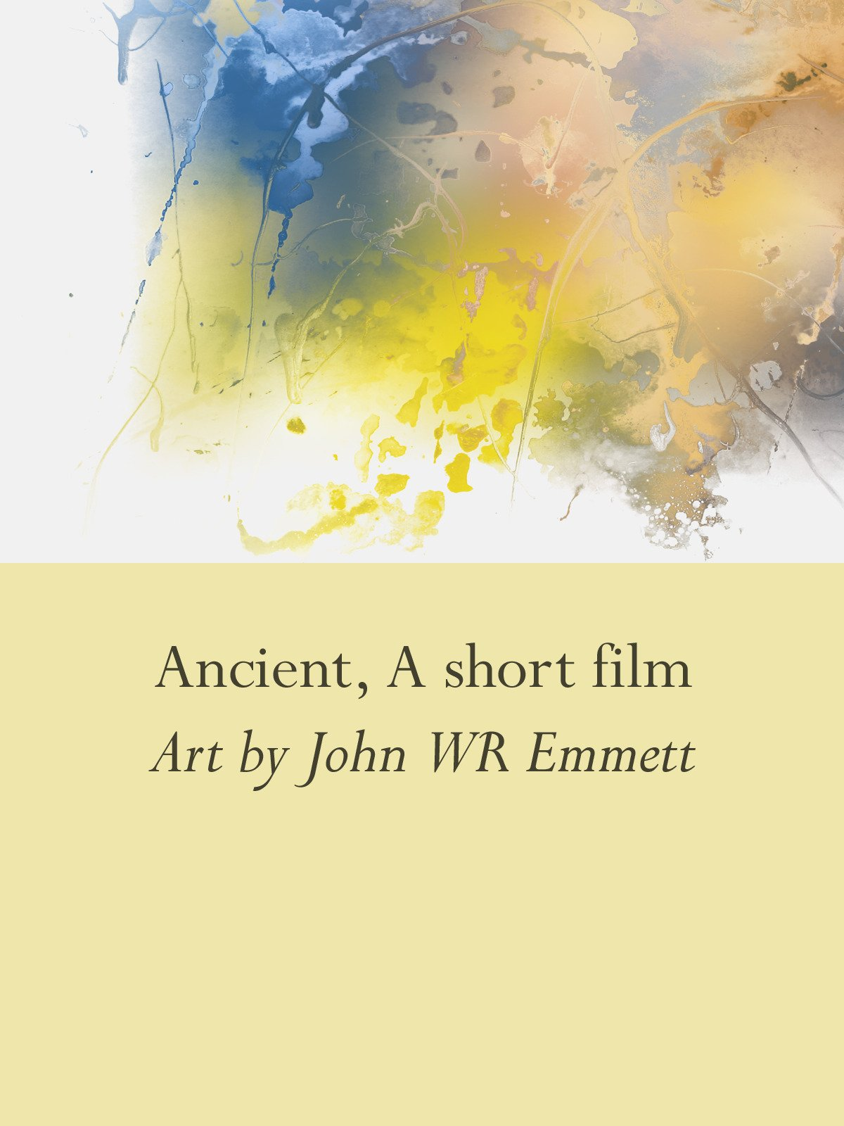 Ancient, A short film