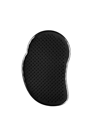 Tangle Teezer The Original, Wet or Dry Detangling Hairbrush for All Hair Types - Panther Black (Color: Panther Black, Tamaño: 1pc)