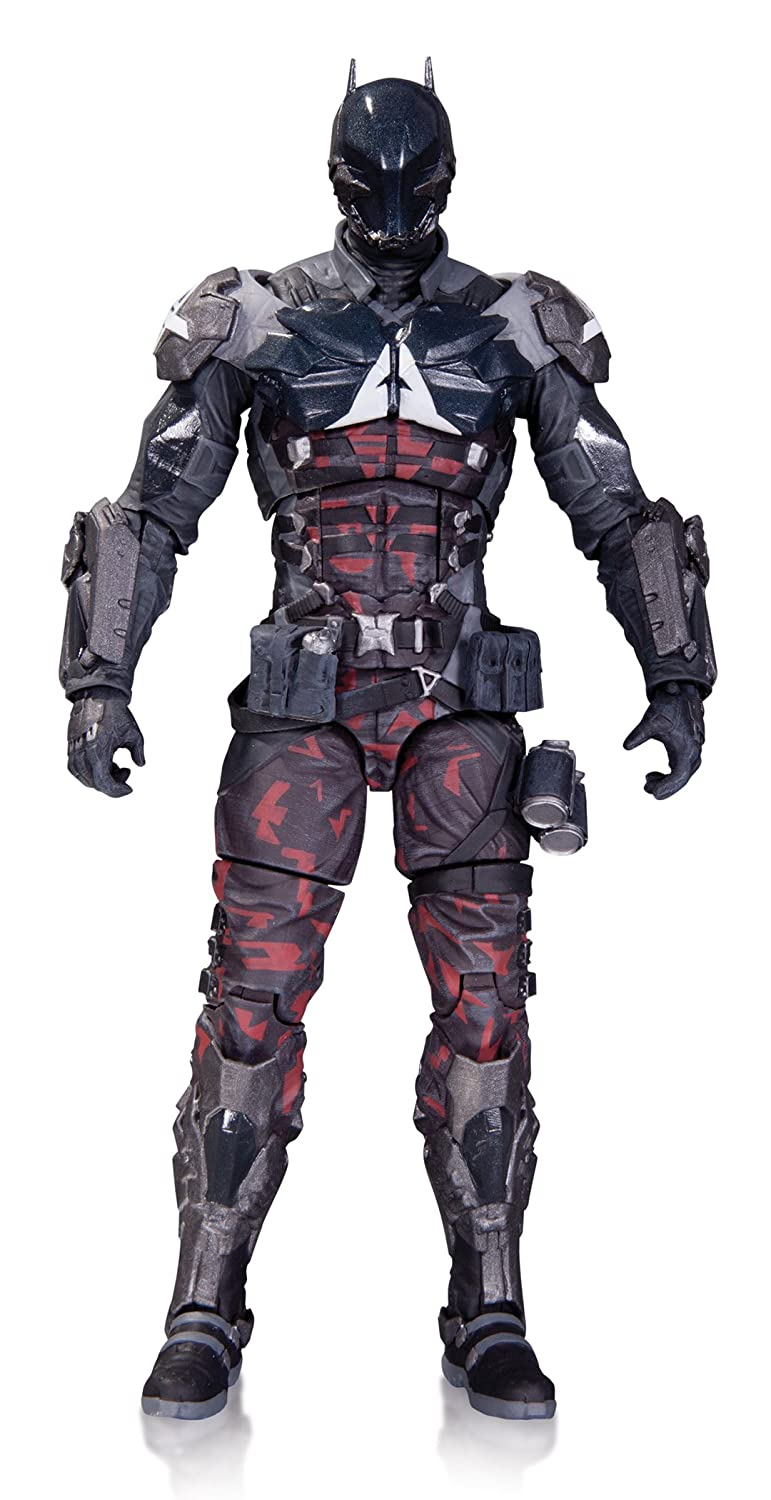 arkham knight action figure from dc collectibles batman
