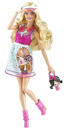 Barbie - T3324 - Poupée - Fashionistas - Cutie