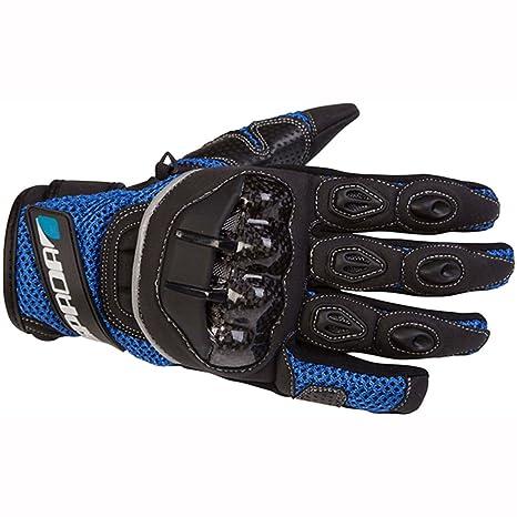 Nouveau Spada moto Textile gants MX-Air bleu