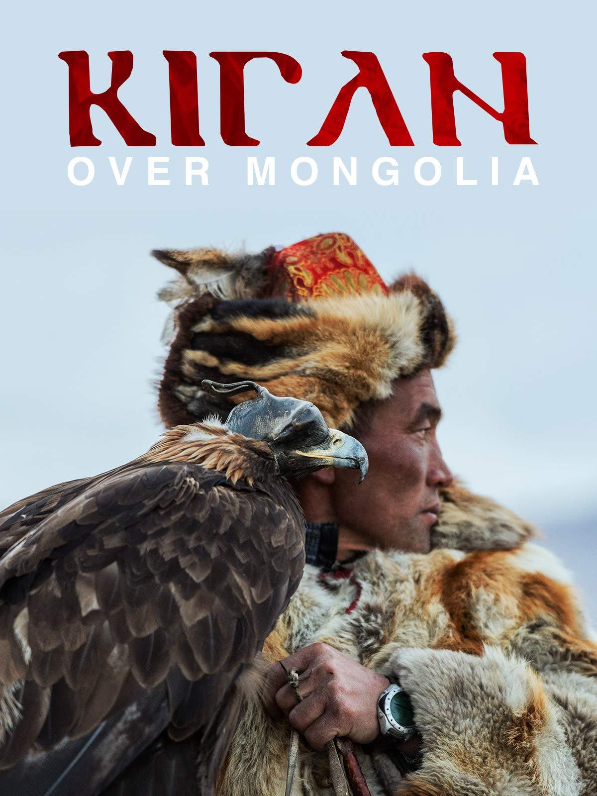 Kiran Over Mongolia