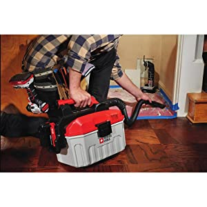 PORTER-CABLE PCC795B 20V MAX Wet/Dry Vacuum (Tool Only), 2 gallon (Tamaño: Pack of 1)