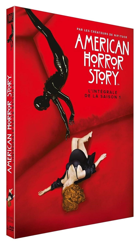 American horror story : saison 1 / Ryan Murphy; Brad Falchuck; Bradley Buecker; Alfonso Gomez-Rejon; David Semel, Réal. | Murphy, Ryan. Instigateur