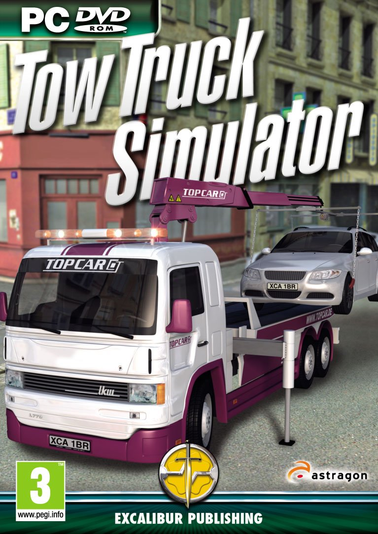 Tow Truck Simulator cover
