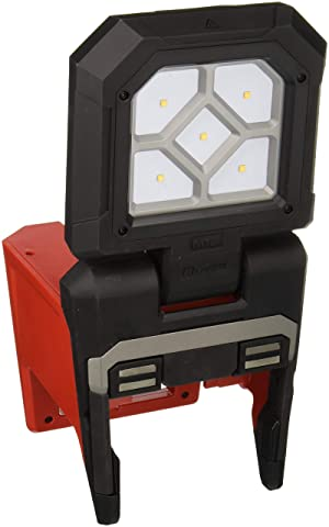 Milwaukee Electric Tools 2365-20 M18 Rover Mounting Flood Light (Color: Red)