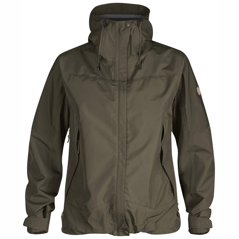 Fjällräven Eco-Trail Jacket W – leichte, dreilagige Hardshelljacke aus Eco-Shell für Damen online bestellen