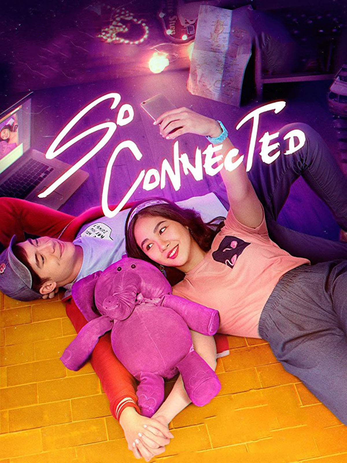 So Connected on Amazon Prime Video UK