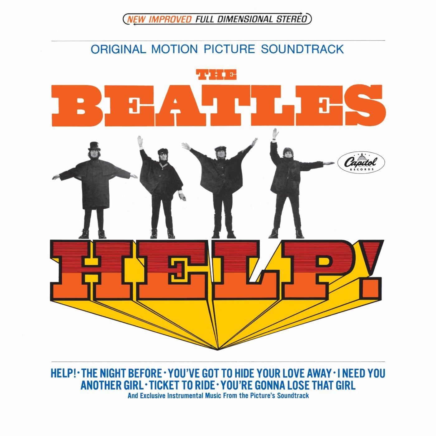 Original Motion Picture Soundtrack Album Help Original Motion Picture