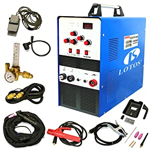 The Lotos TIG200 TIG/Stick Welder – Review