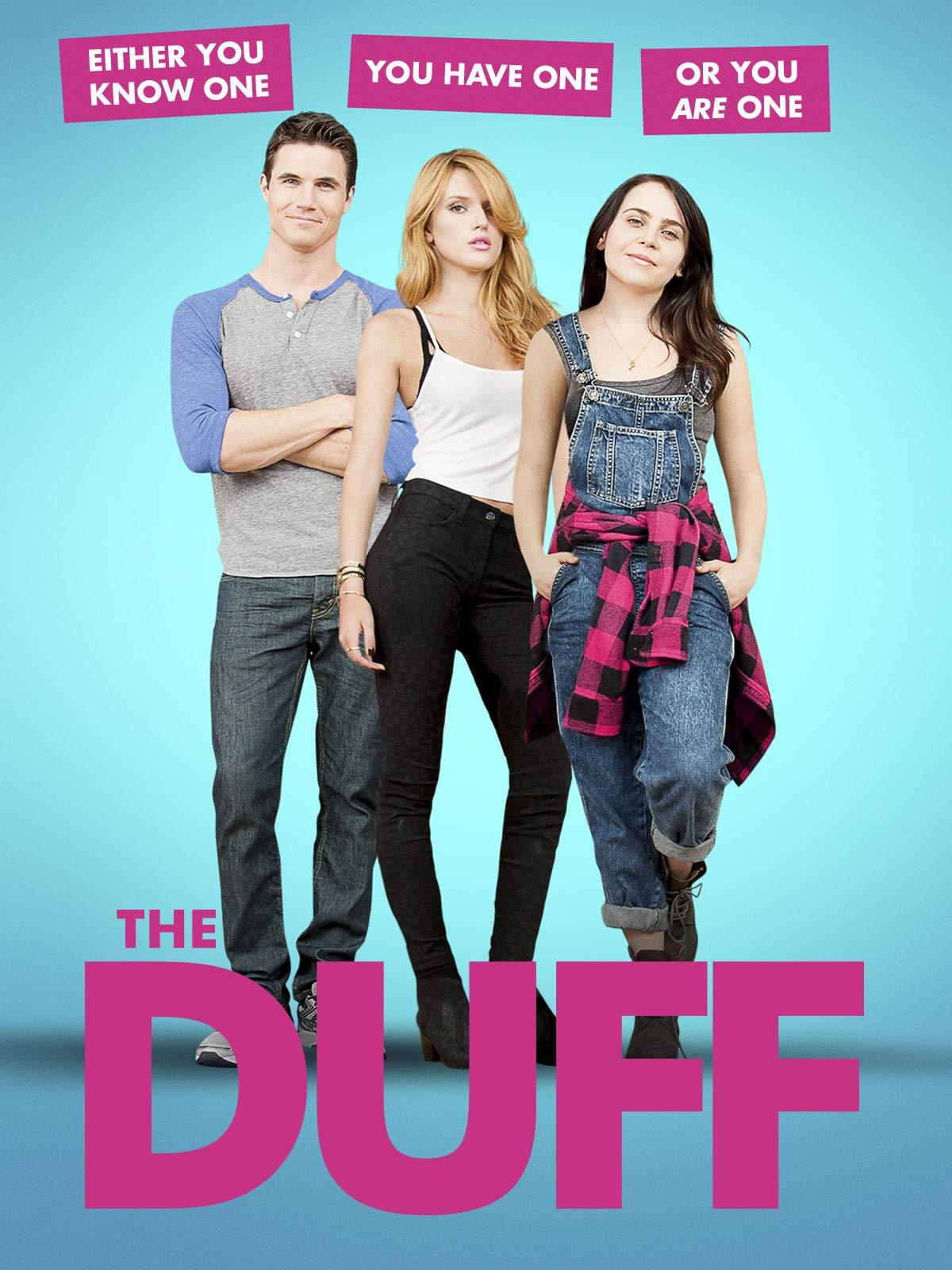The DUFF on Amazon Prime Video UK