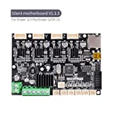 Creality 3D Ender 3 Pro New Upgrade Motherboard Silent Mainboard V1.1.5 with TMC2208 Driver for Ender 3/ Ender 3 Pro/Ender 5 /CR-10(Customized and Non-Standard Matching) (Tamaño: Ender 3 Pro)