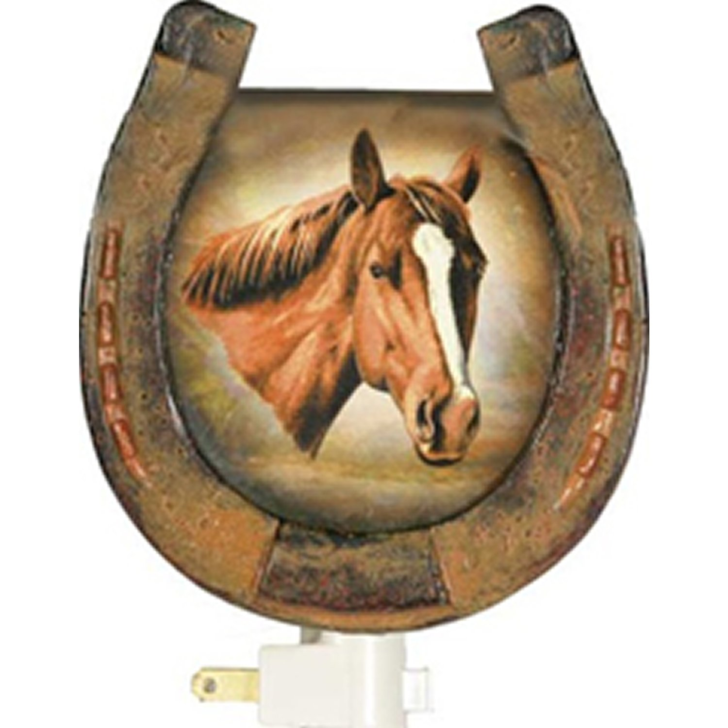 Rivers Edge Products 1311 Horse Night Light