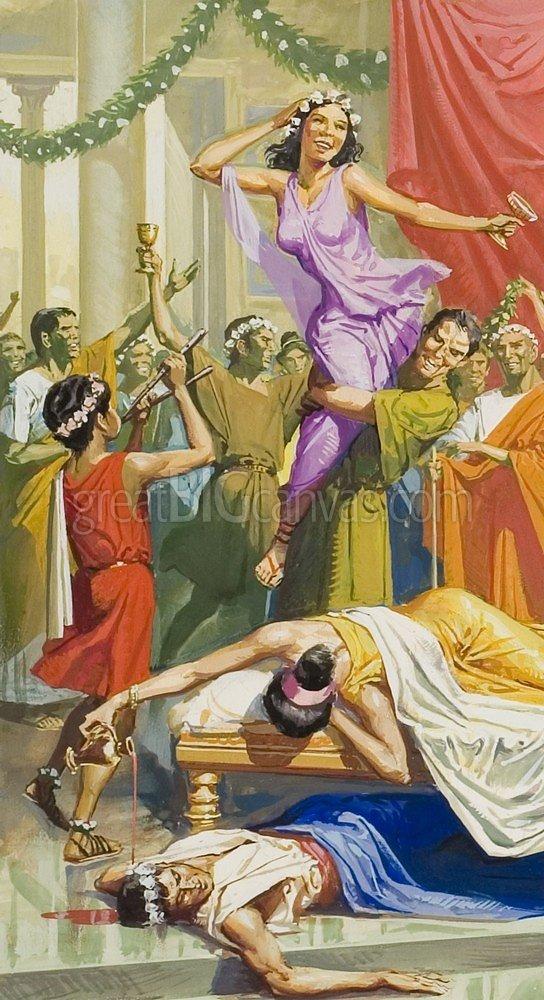 Roman Festival of Saturnalia
