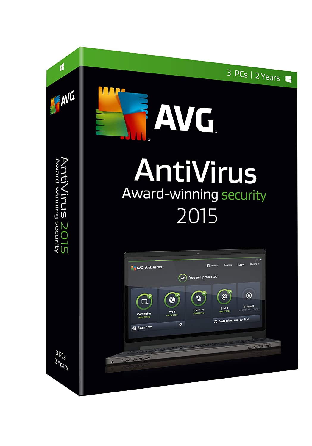 AVG Internet Security / Anti-Virus 2015 Build 5941 Offline Installer With Keys Till 2018 Full Version Free Download