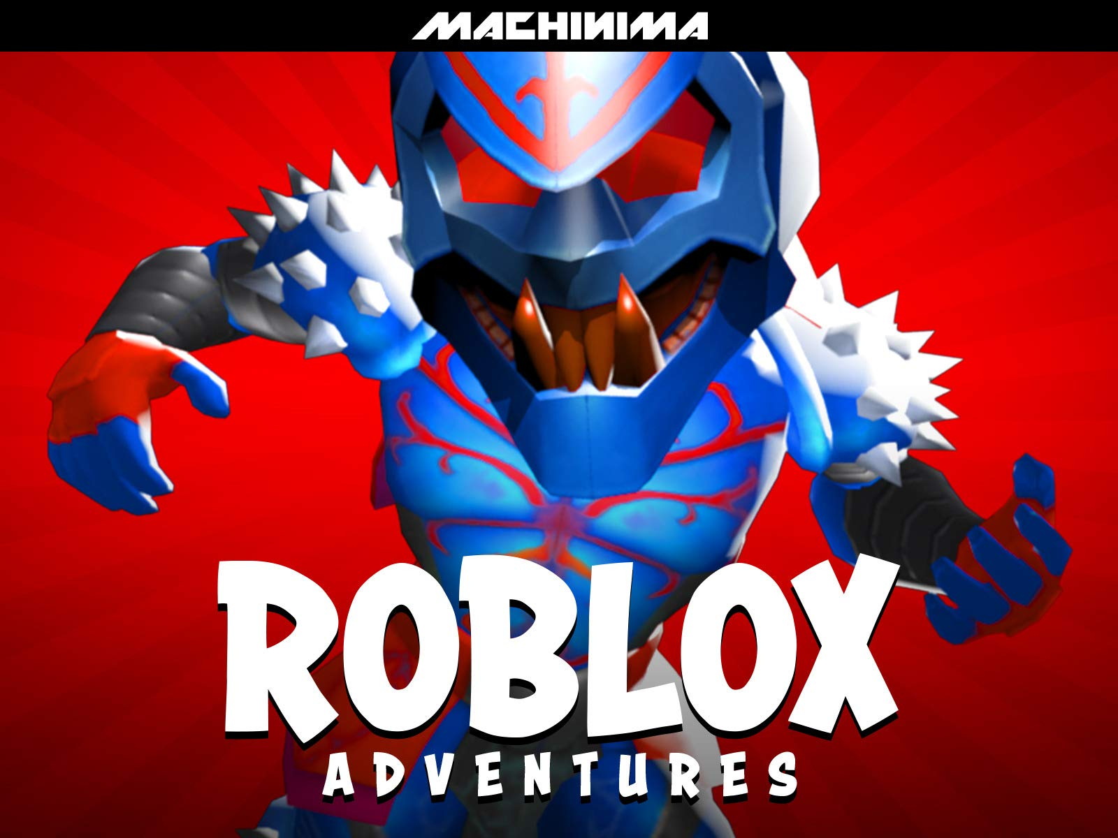 Clip: Roblox Adventures on Amazon Prime Video UK