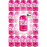 TaB Diet Cola Soda, 12oz Can (Pack of 20, Total of 240 Oz) (Tamaño: 12  Ounces)