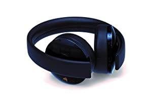 PlayStation Gold Wireless Headset 500 Million Limited Edition - PlayStation 4 [Discontinued] (Color: Translucent Blue, Tamaño: 1)