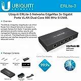 Edgemax - 3 Ethernet Ports - 1 Gigabit Router