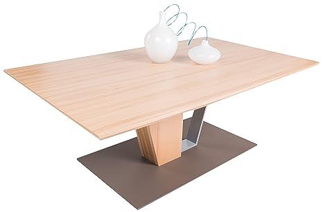 HL Design 01-07-185.2 Lenny Table Basse Bois Chêne Sauvage 110 x 65 x 38 cm