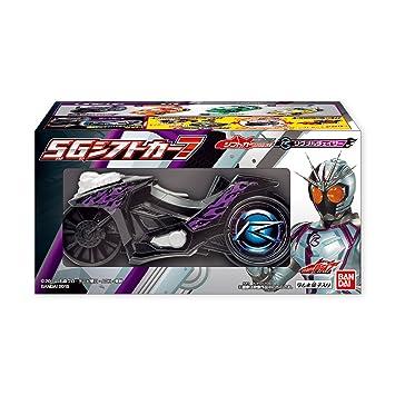 【クリックで詳細表示】Amazon.co.jp | 仮面ライダードライブ SGシフトカー7 6個入 BOX(食玩・清涼菓子) | おもちゃ 通販