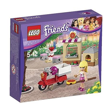 Lego Friends - 41092 - Jeu De Construction - La Pizzeria De Stéphanie