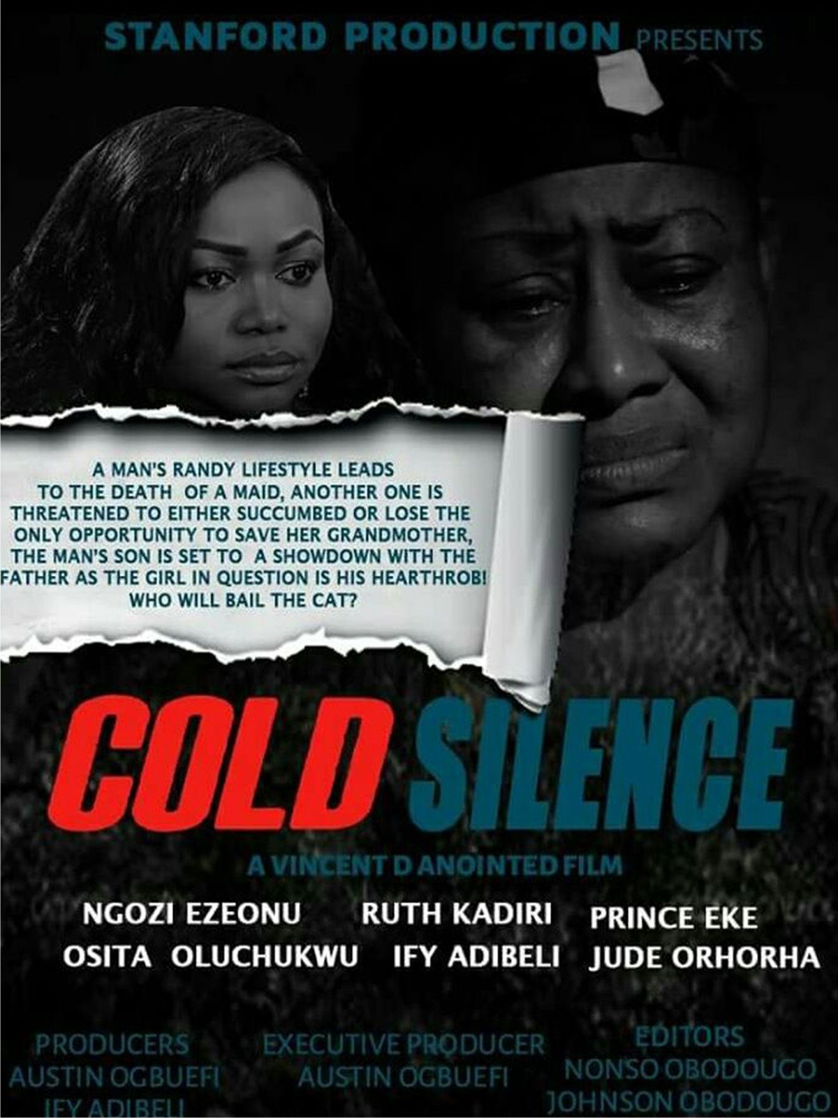 cold silence on Amazon Prime Video UK