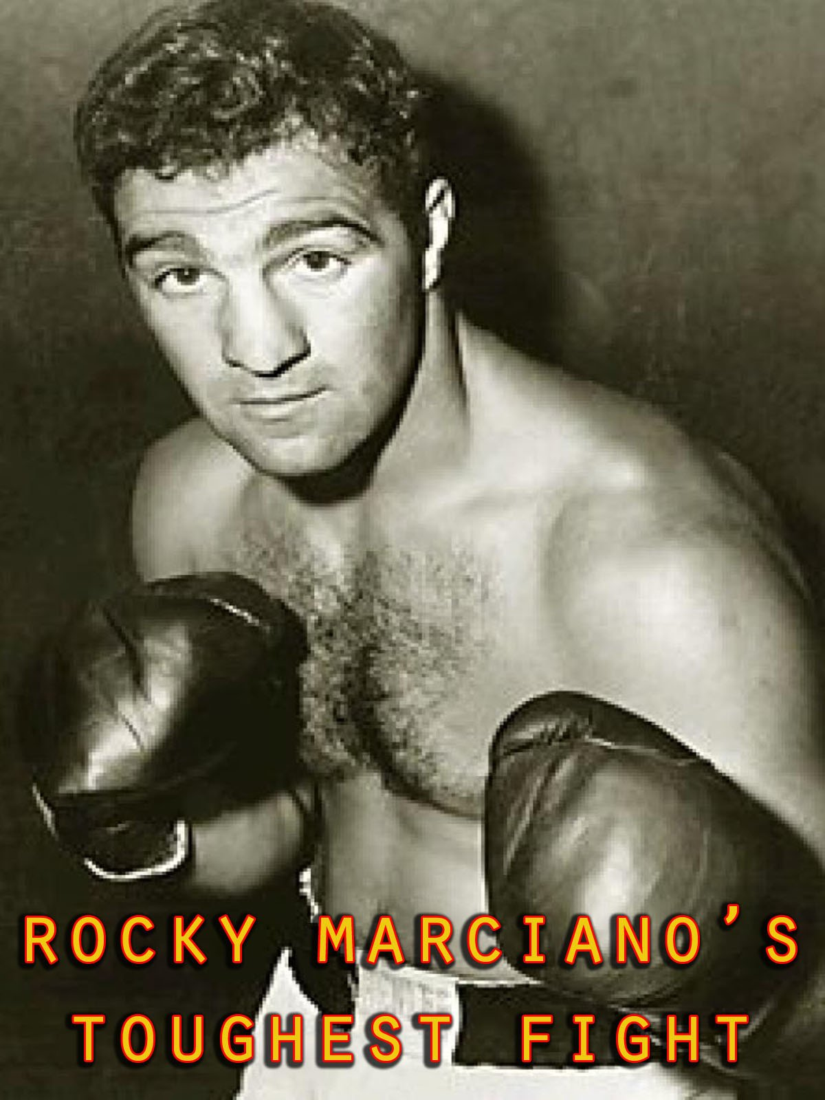 Rocky Marciano's Toughest Fight