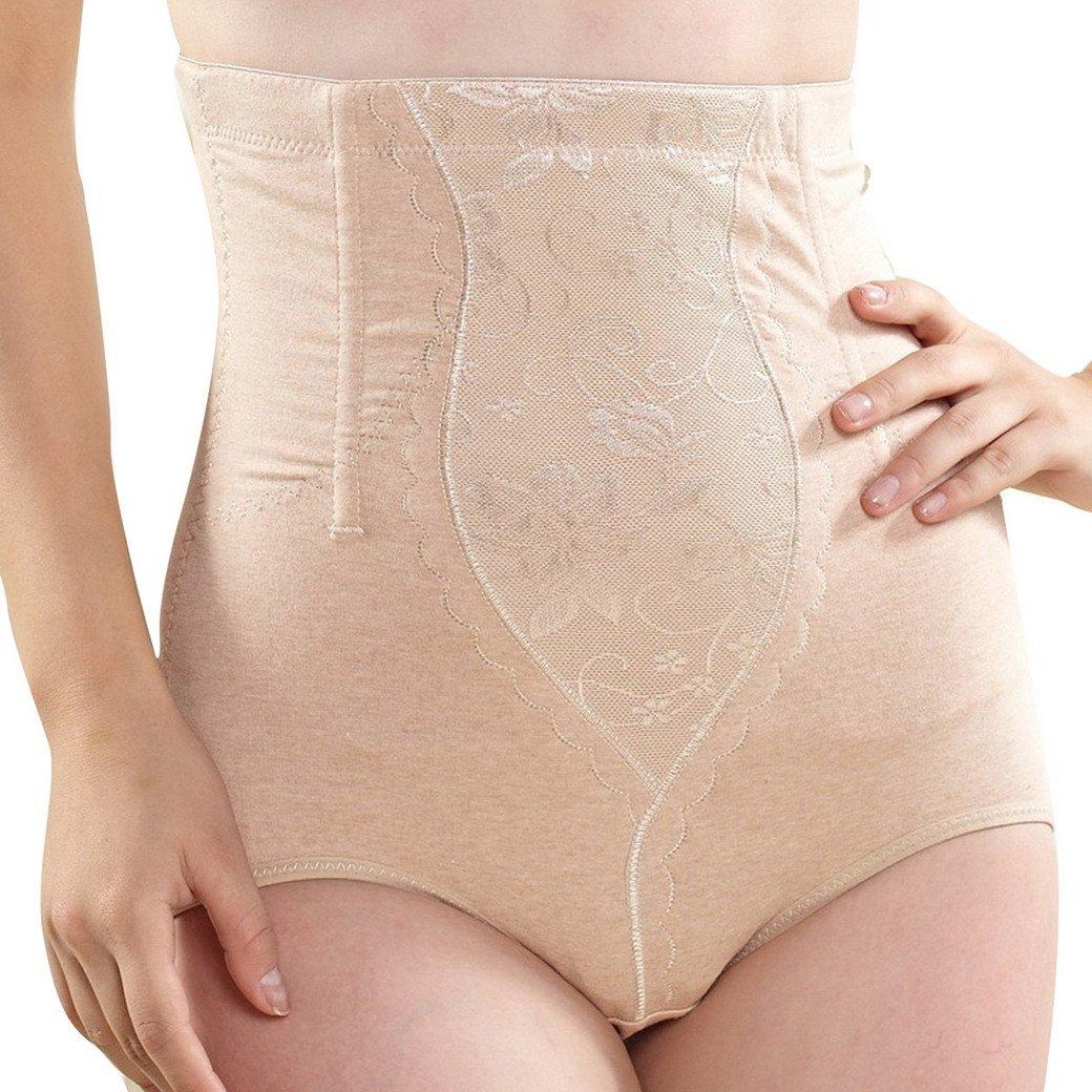 Tangda Damen Frauen Sexy Miederhose Shapewear Bauchweg Figurenformend Bodyshaper Taillenslip Größe XXXXL – Fleshcolor günstig kaufen