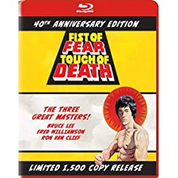 Fist of Fear Touch of Death [Blu-ray]