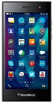 Blackberry Leap Smartphone débloqué 4G (Ecran: 5 pouces - 16 Go - BlackBerry OS 10.3) Gris (import Europe)