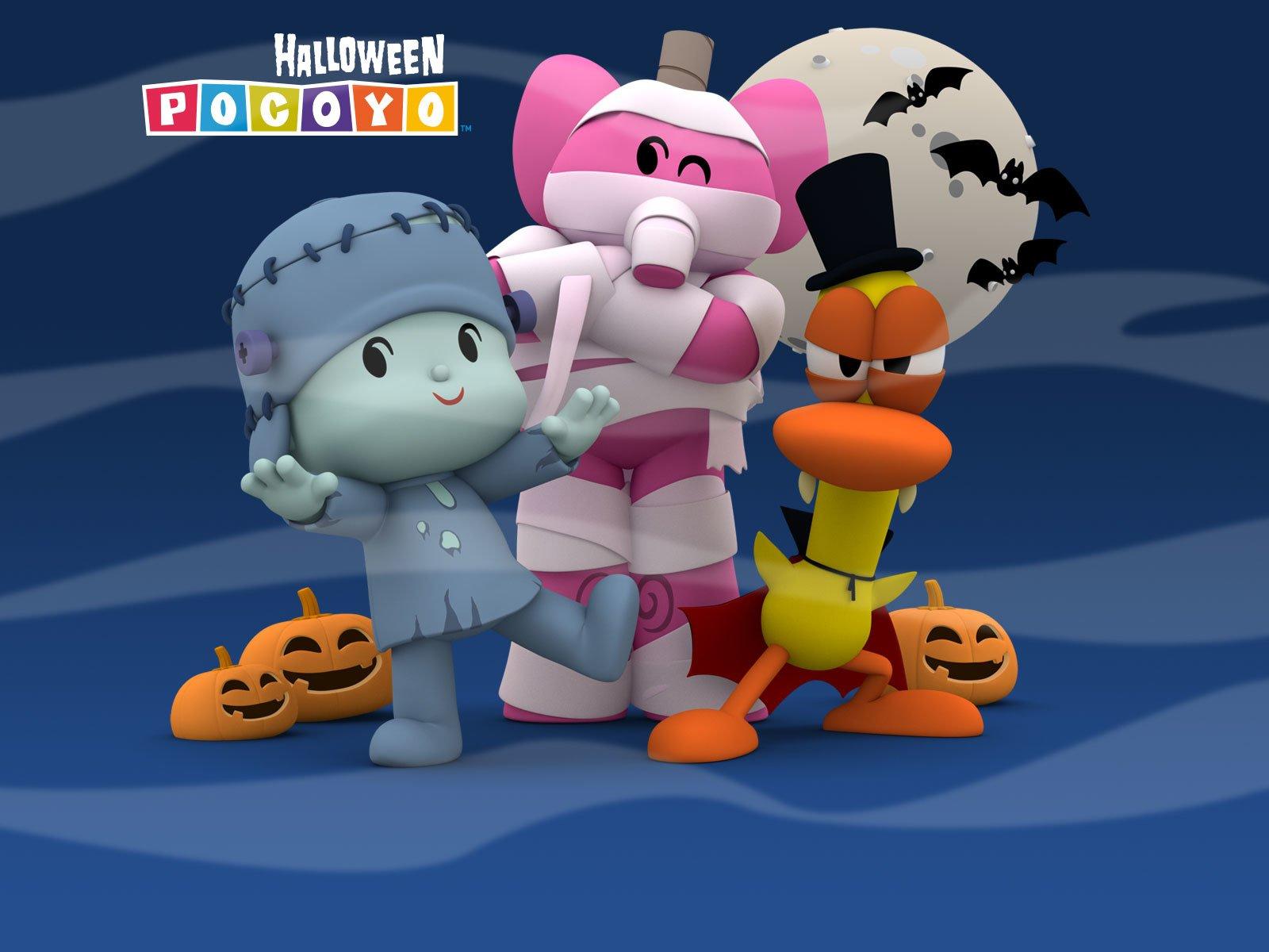 Pocoyo Halloween