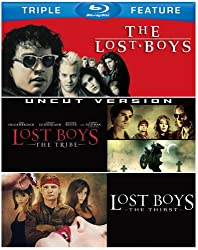 The Lost Boys / Lost Boys: The Tribe / Lost Boys: The Thirst (Triple Feature) [Blu-ray]