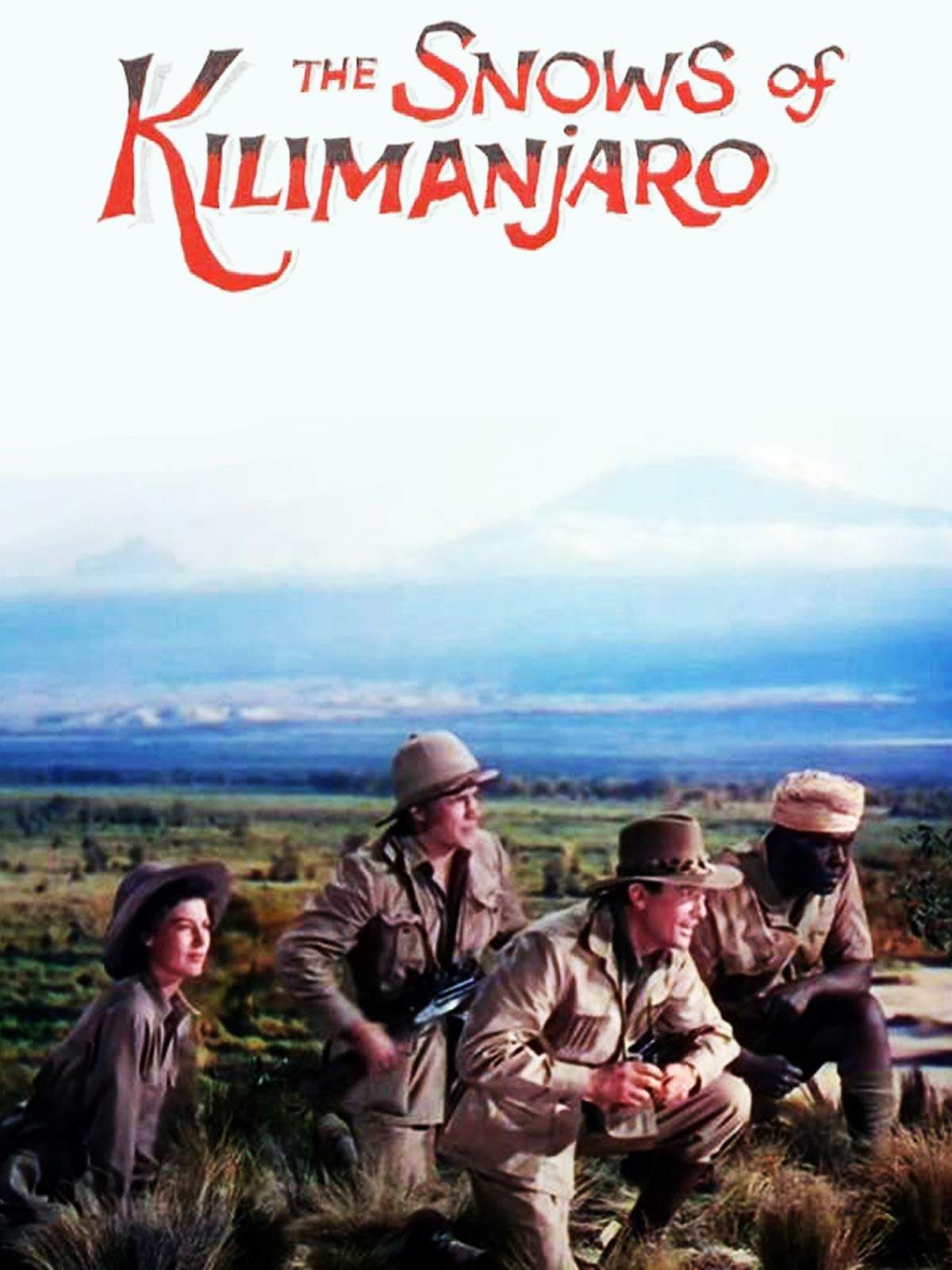 The Snows of Kilimanjaro on Amazon Prime Video UK