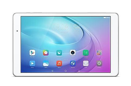 "Huawei MediaPad T2 10.0 Pro Tablette tactile 10"" FHD Blanc (Qualcomm MSM8939, Disque dur 16 Go, 2 Go de RAM, Android 5.0, Wi-Fi )"