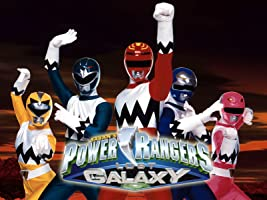 Power Rangers Lost Galaxy Season 1