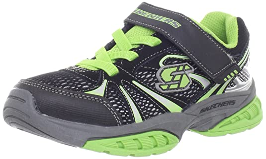 Fashionable Skechers 95439L Blaster Tique Trainer For Boys For Sale More Colors Available