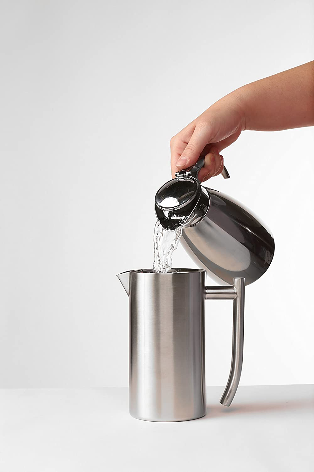 Frieling Polished 18/10 Stainless Steel French Press, 36 Ounce , New, Free Shipp