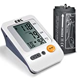 EBL Upper-Arm Blood Pressure Monitor with Large Cuff (8.6-14.2