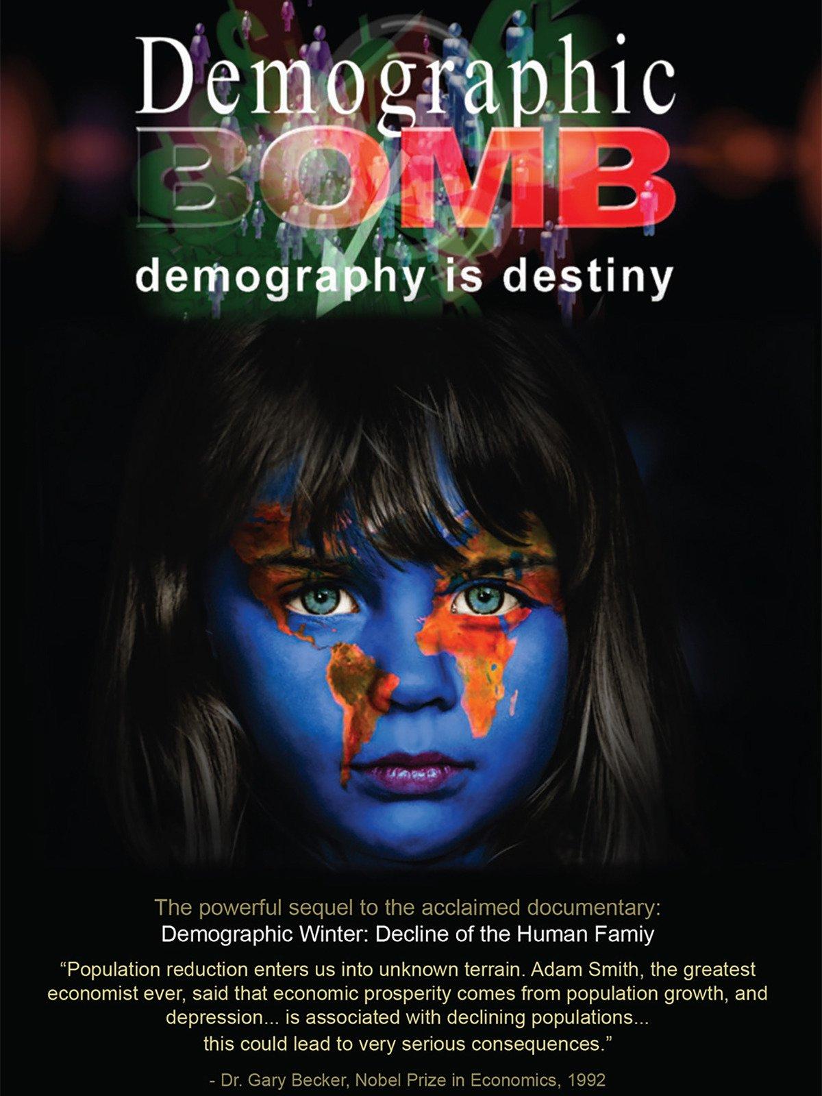 Demographic Bomb: Demography is Destiny on Amazon Prime Video UK