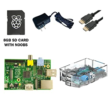 CanaKit Raspberry Pi B Complete Starter Kit