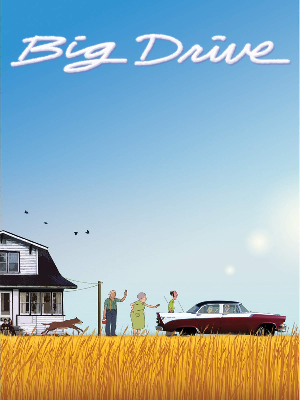 Big Drive on Amazon Prime Video UK