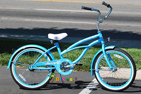 Cruiser Bikes For Girls J Bikes amp quot Beach Cruiser