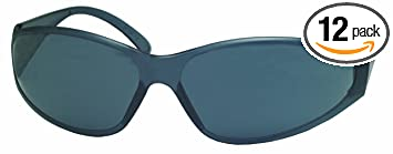 Blue Frame with In//Out Mirror Lens ERB 16812 Keystone Safety Glasses
