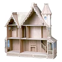 The Greenleaf McKinley Dollhouse Kit